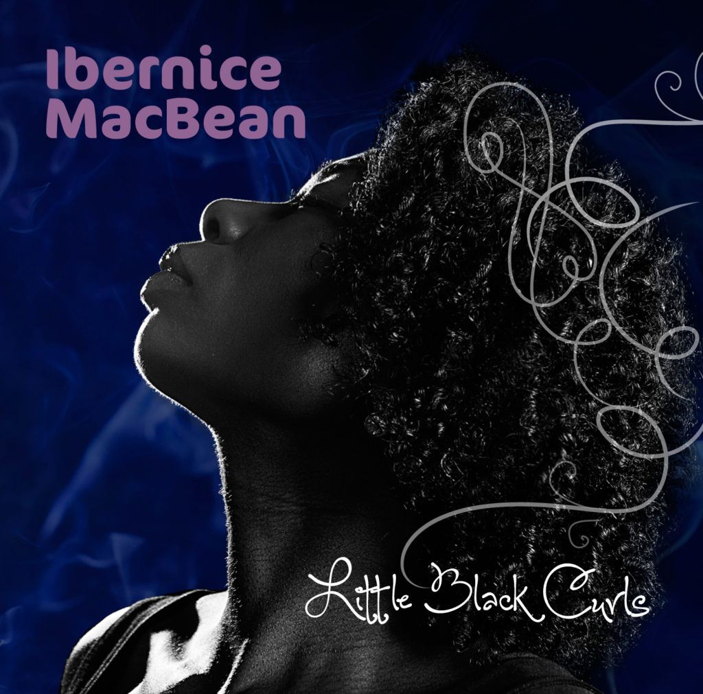 Ibernice MacBean - Little black Curls