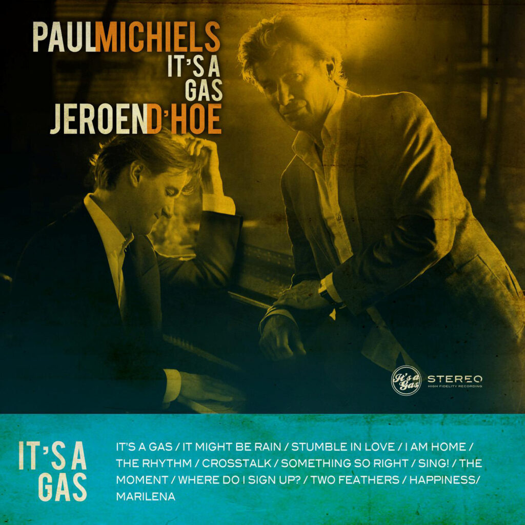 It's a gas - Paul Michiels- Jeroen D'Hoe