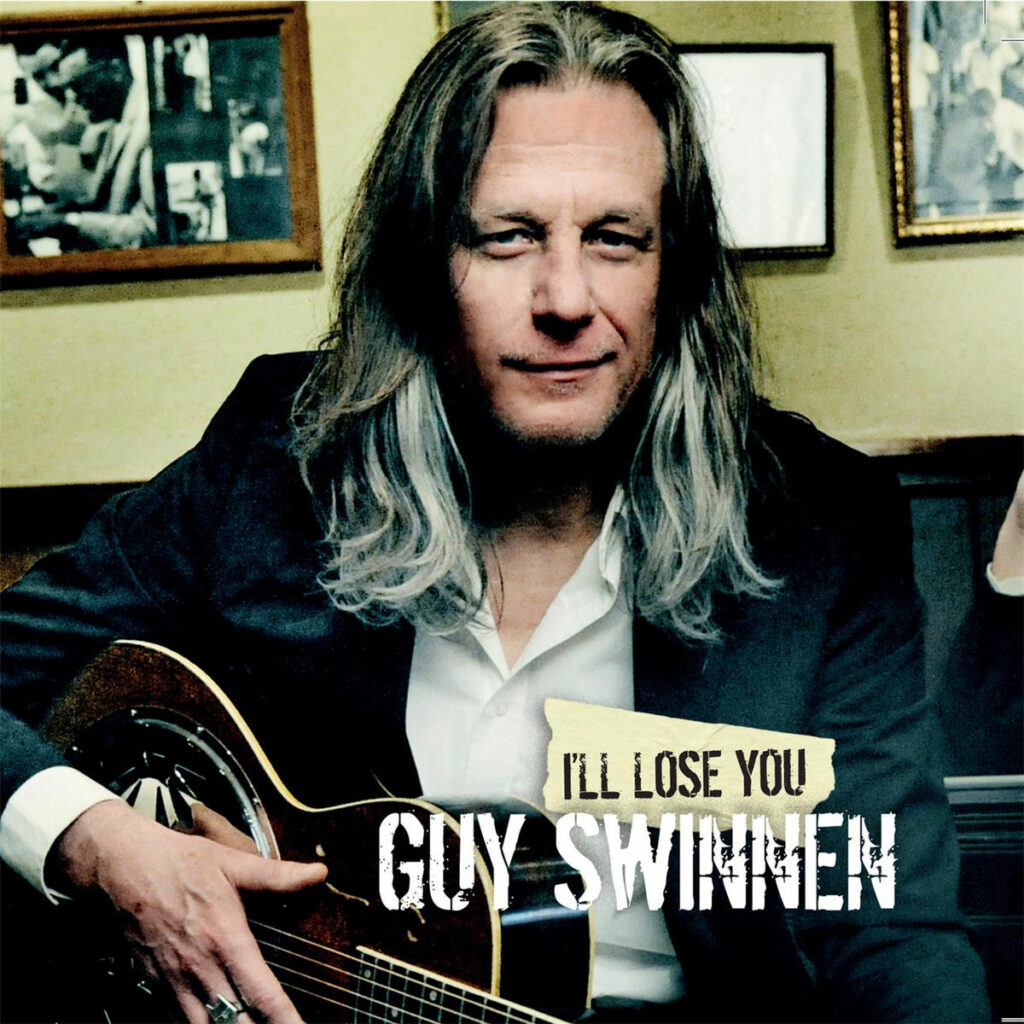 Guy Swinnen - I'll lose you